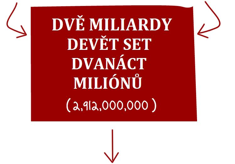 DVE MILIARDY