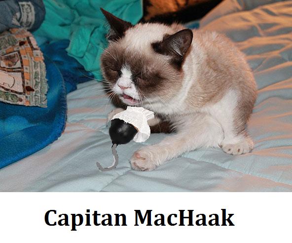 Captain MacHaak