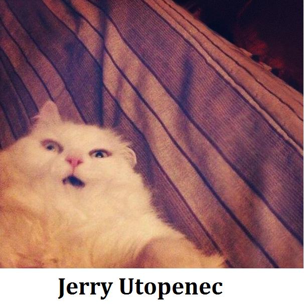 Jerry utopenec