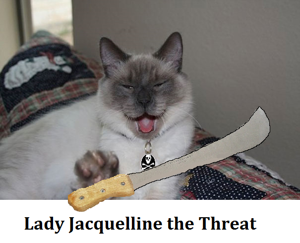 Lady Jacqueline the Threat
