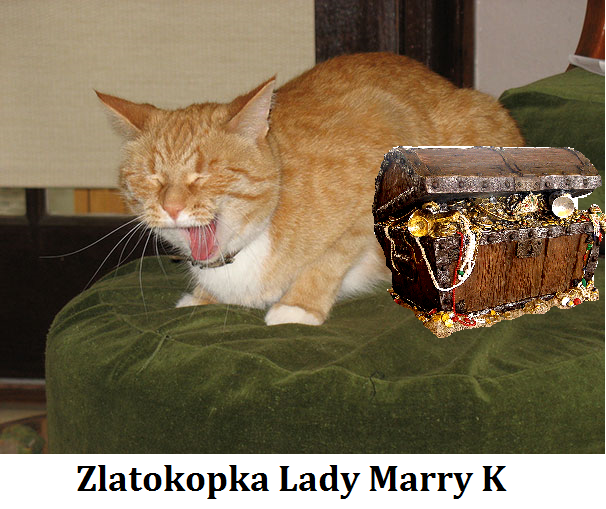 Zlatokopka Lady Marry K
