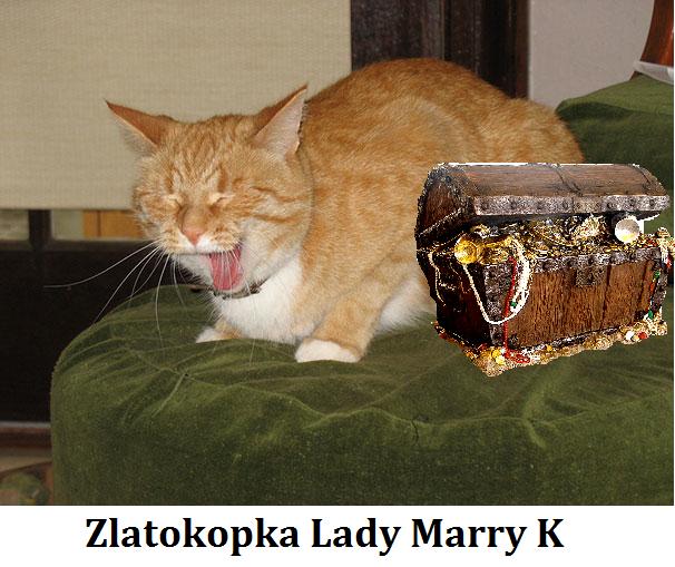 Zlatokopka Lady Marry K